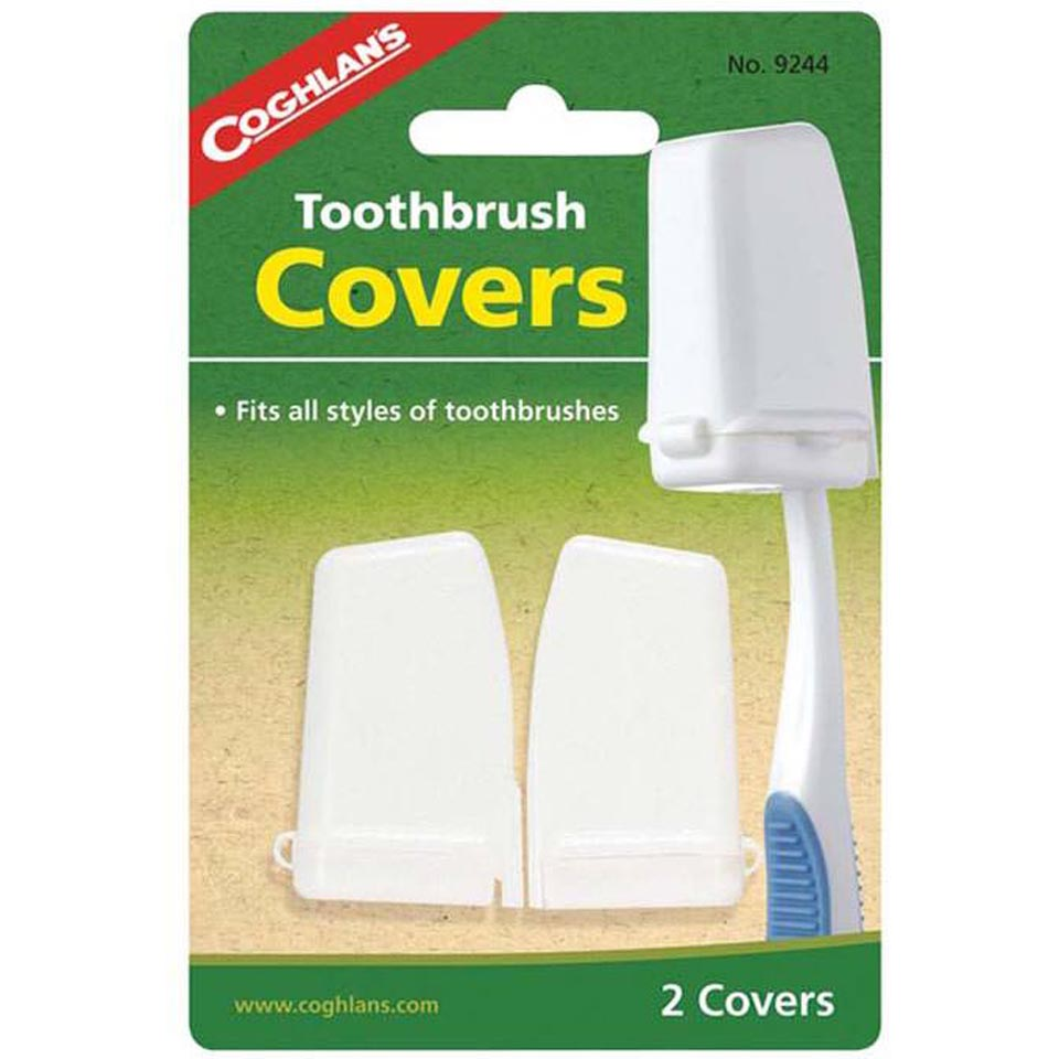 Toothbrush Covers 2 pk