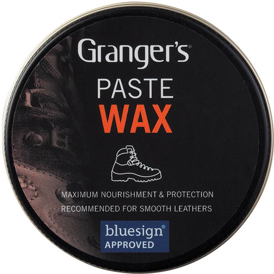Leather Protectant Paste Wax