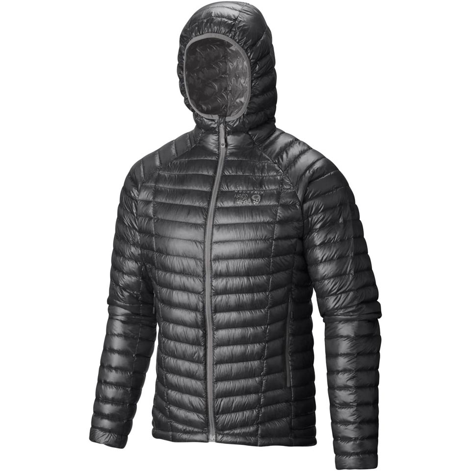 Mountain hardwear Ghost Whisperer Hooded Down