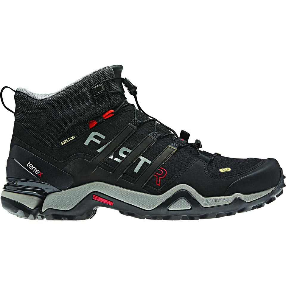 cute cheap great fit outlet on sale adidas Outdoor Men's Terrex Fast R Mid GTX (Old Style)