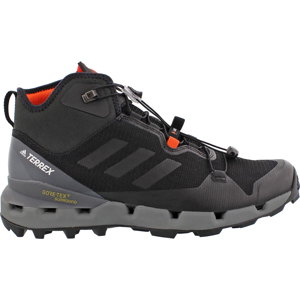 adidas Outdoor Men's Terrex Fast Mid GTX-Surround (Old Style)
