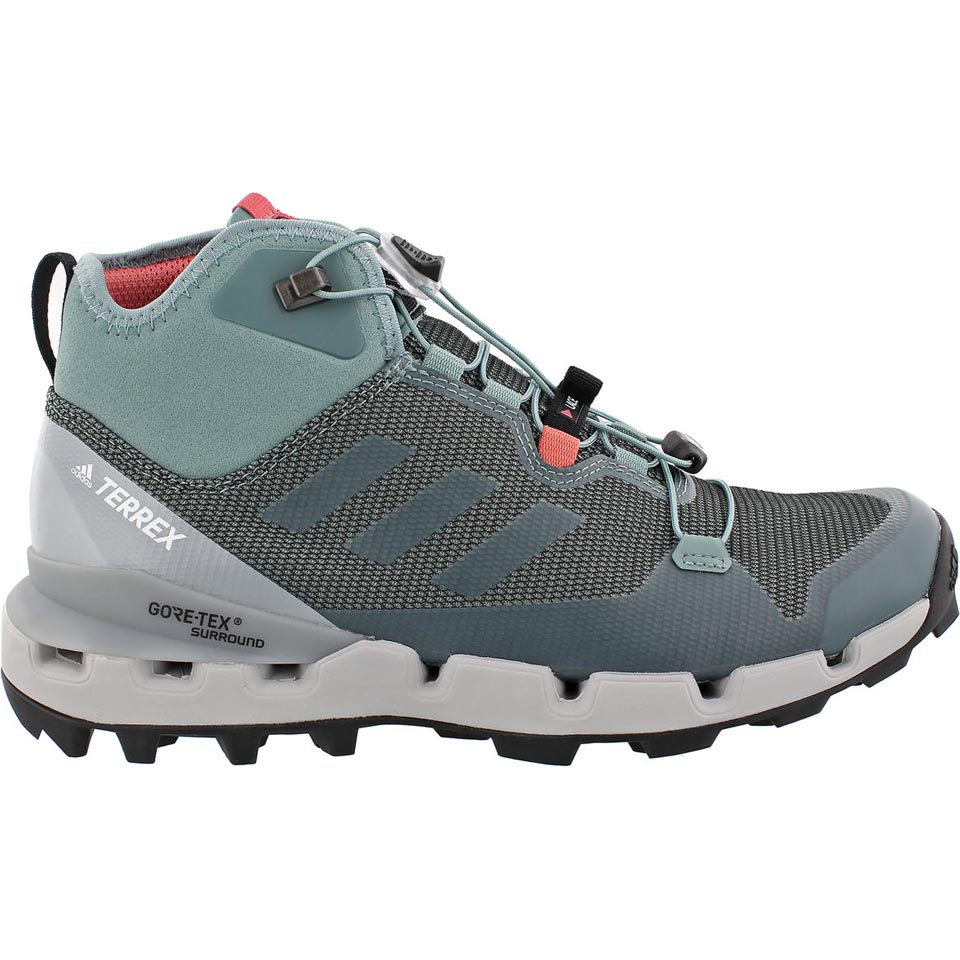 adidas outdoor women 39 s terrex fast mid gtx surround. Black Bedroom Furniture Sets. Home Design Ideas