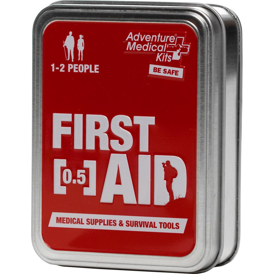 Adventure First Aid 0.5 Tin