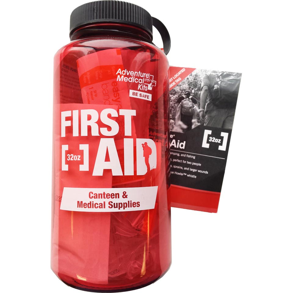 Adventure First Aid 32 oz