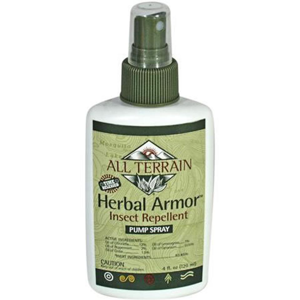 Herbal Armor - 4 oz. Pump Spray