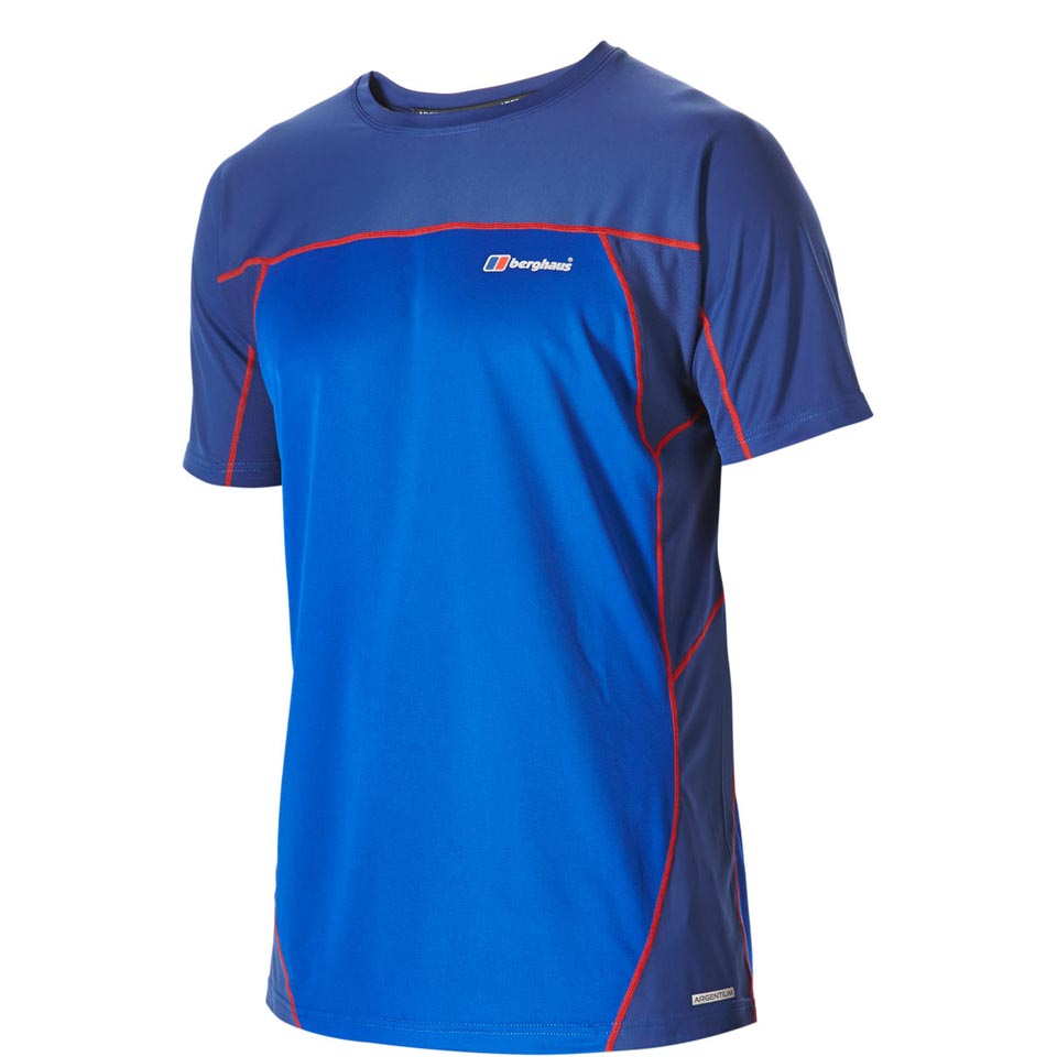 Men's Vapour SS Crew Baselayer
