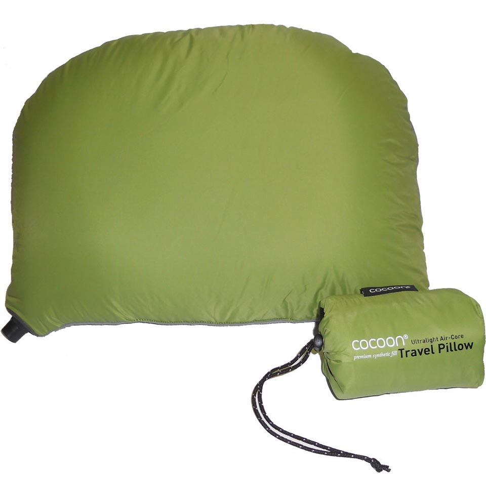 Ultralight Air Core Hood Pillow
