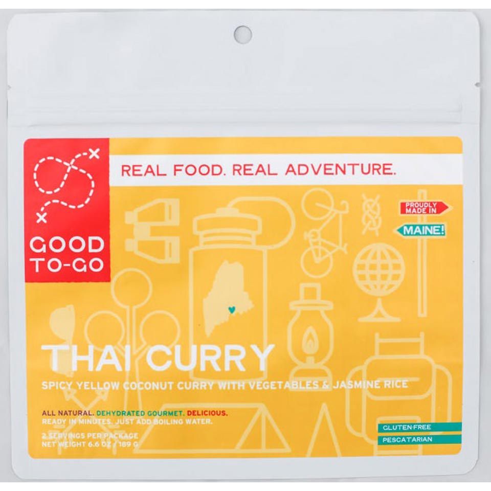 Thai Curry-Two Serving Size