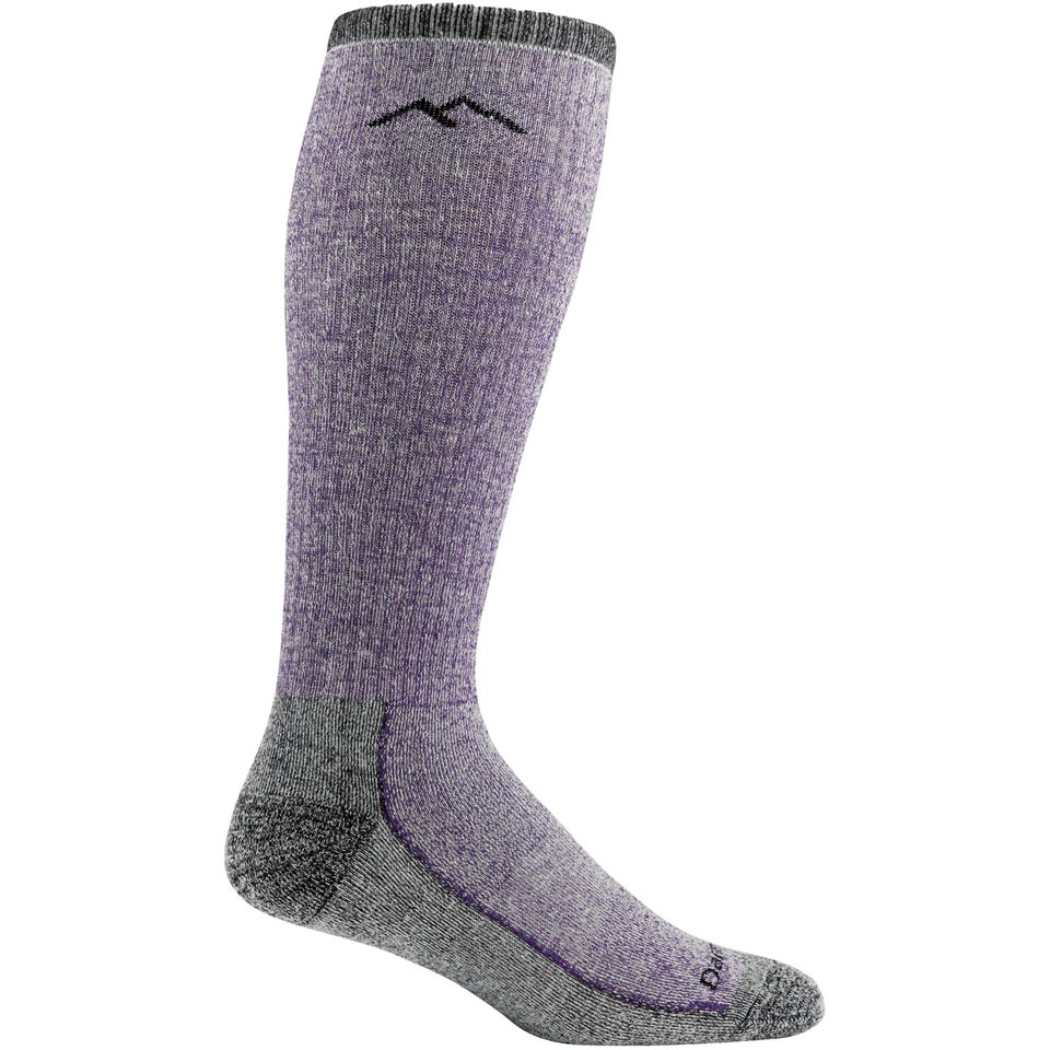 Women's Hike-Trek Merino Wool Mountaineering Extra Cushion