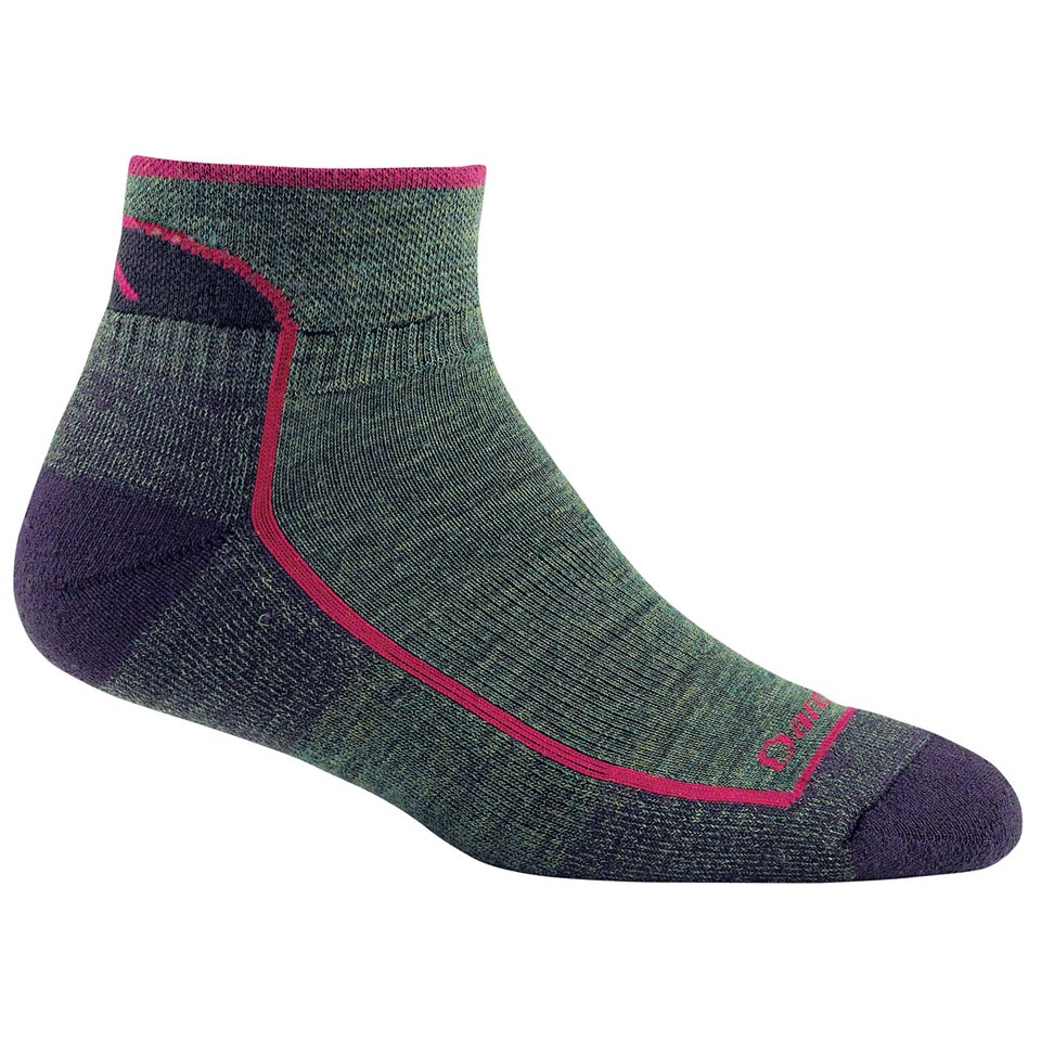 Women's Hike-Trek Merino Wool 1/4 Cushion