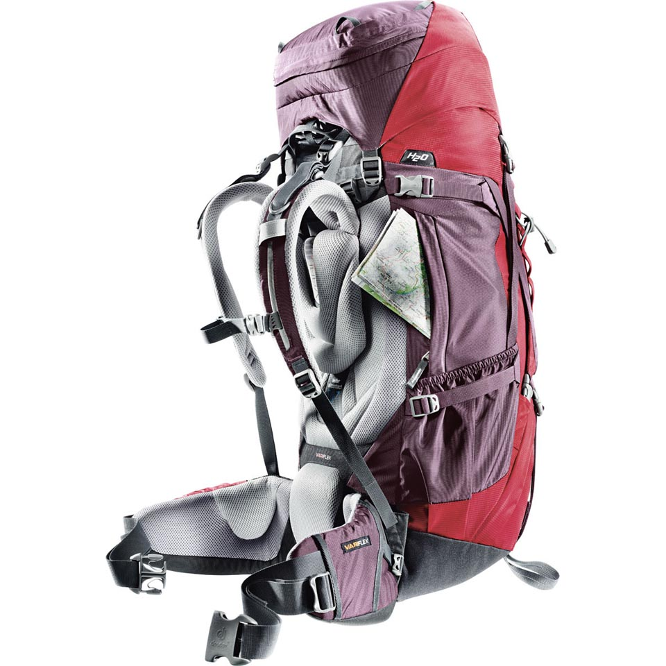 deuter aircontact 60 10 sl women 39 s backcountry edge. Black Bedroom Furniture Sets. Home Design Ideas