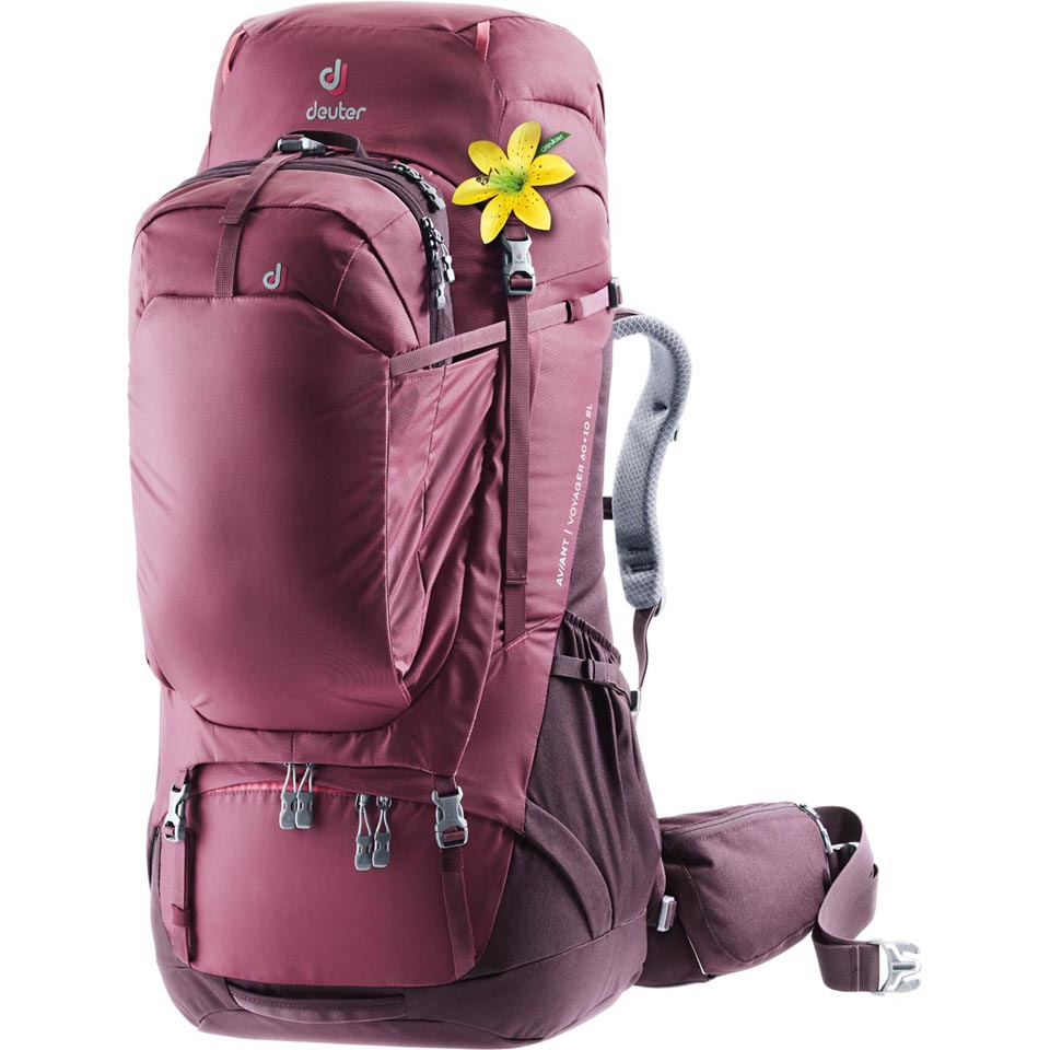 Womens Fit Travel Backpack Deuter AViANT Access SL