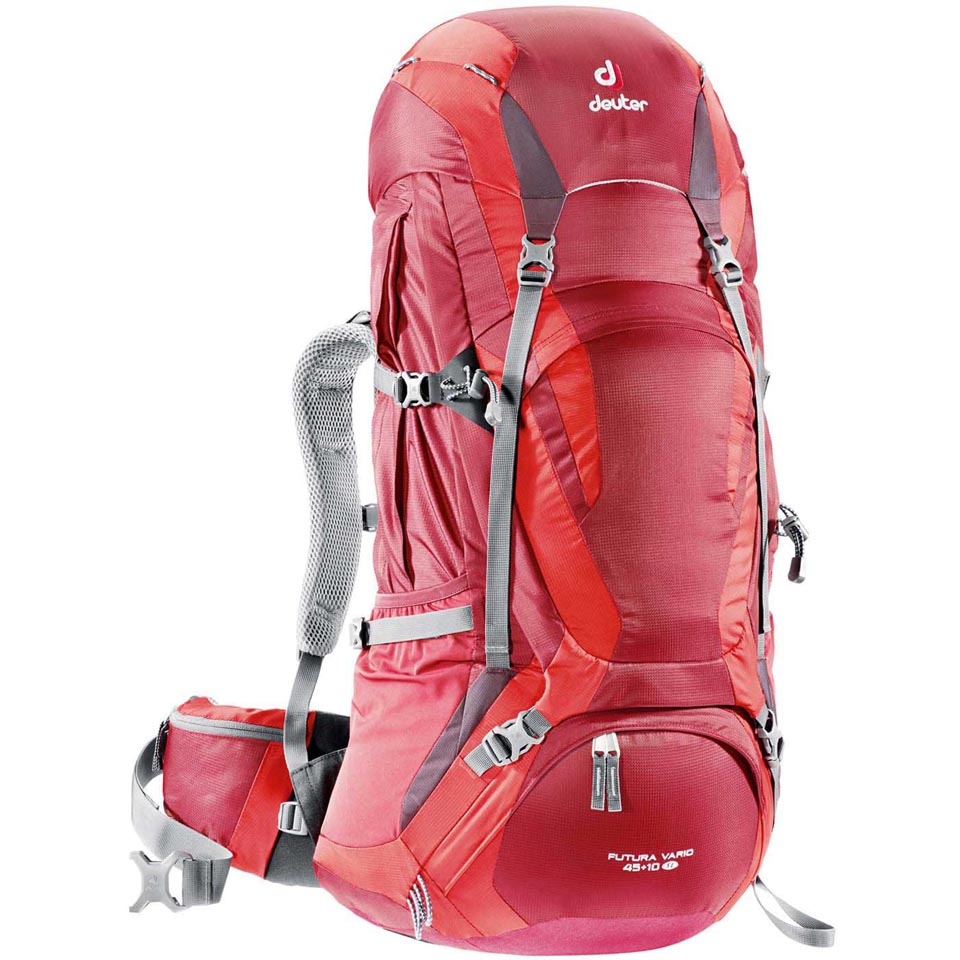 deuter futura vario 45 10 sl women 39 s backcountry edge. Black Bedroom Furniture Sets. Home Design Ideas