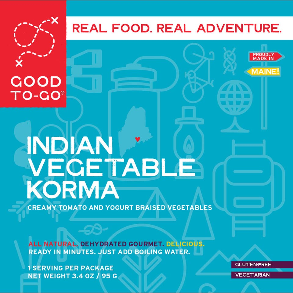 Indian Vegetable Korma-Single Serving Size