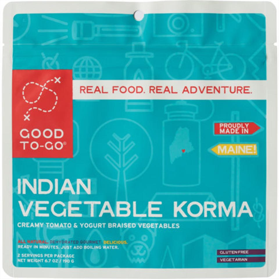 Indian Vegetable Korma-Two Serving Size