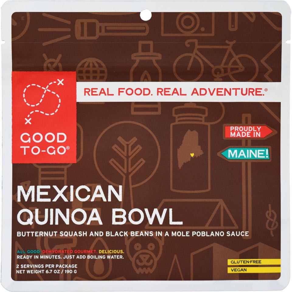 Mexican Quinoa Bowl-Two Serving Size