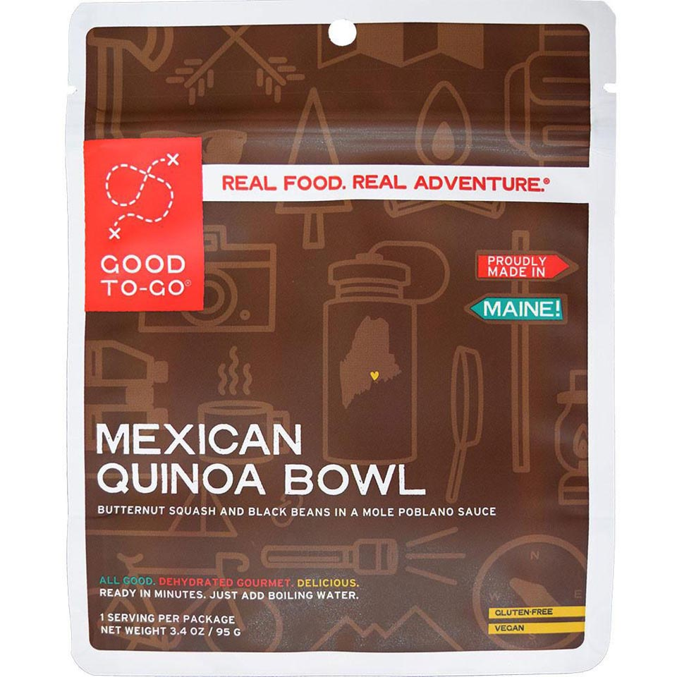 Mexican Quinoa Bowl-Single Serving Size