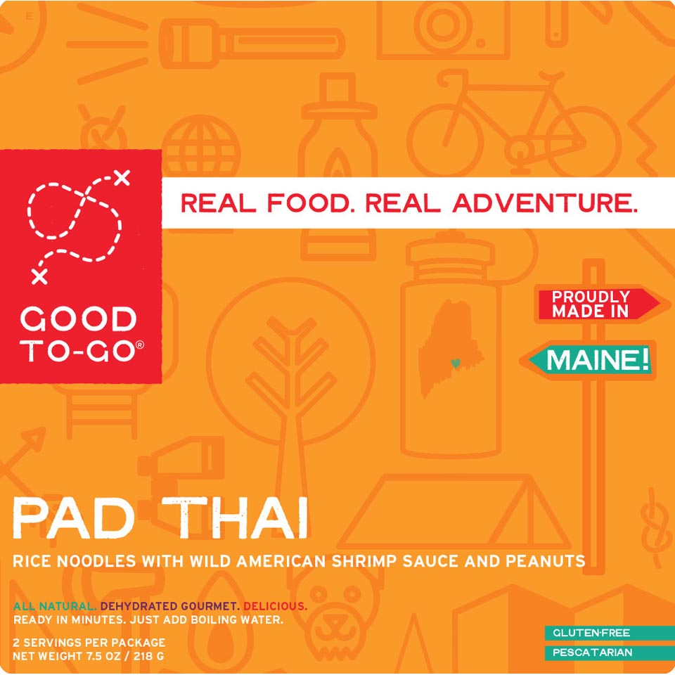 Pad Thai-Two Serving Size