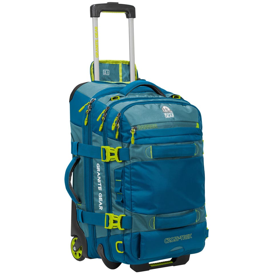 "Cross-Trek 22"" Wheeled Carry-On Duffel"