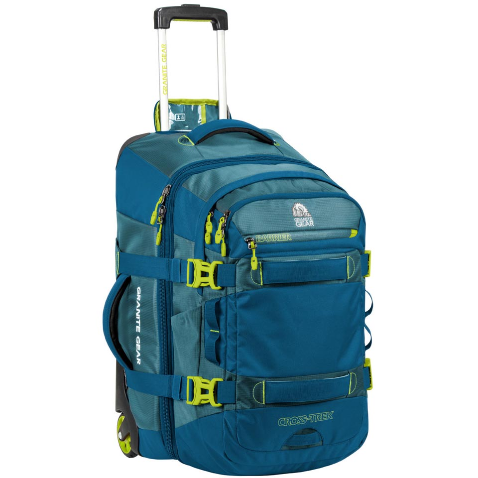 Cross-Trek Wheeled Carry-On with Removable 28L Pack