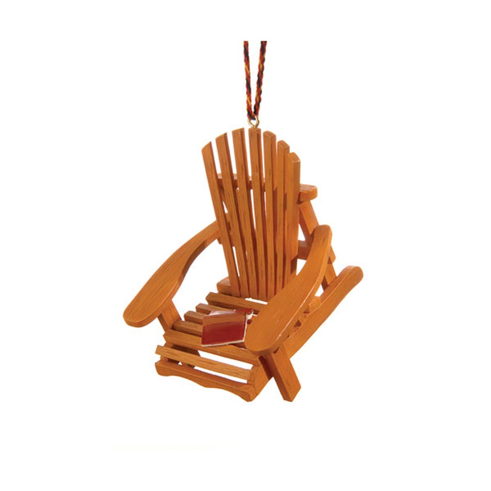 Adirondack Chair Ornament
