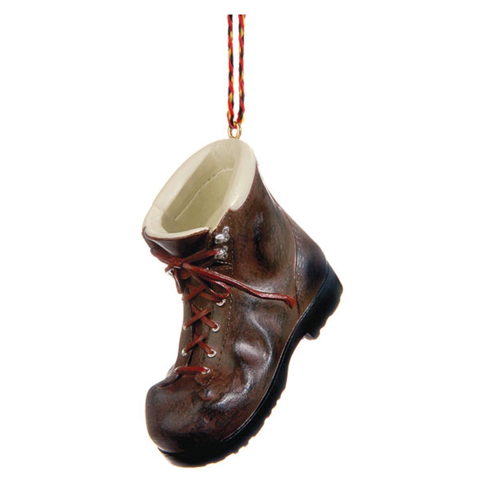 Hiking Boot Ornament
