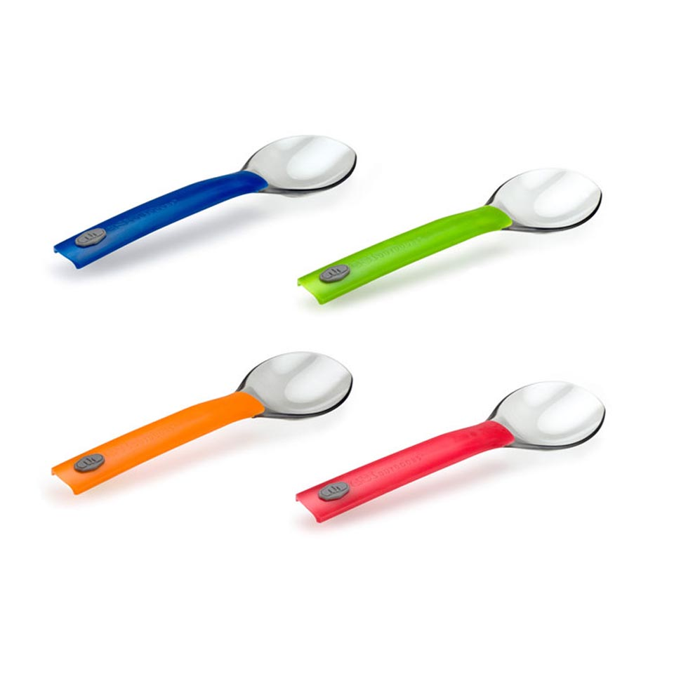Telescoping Spoon