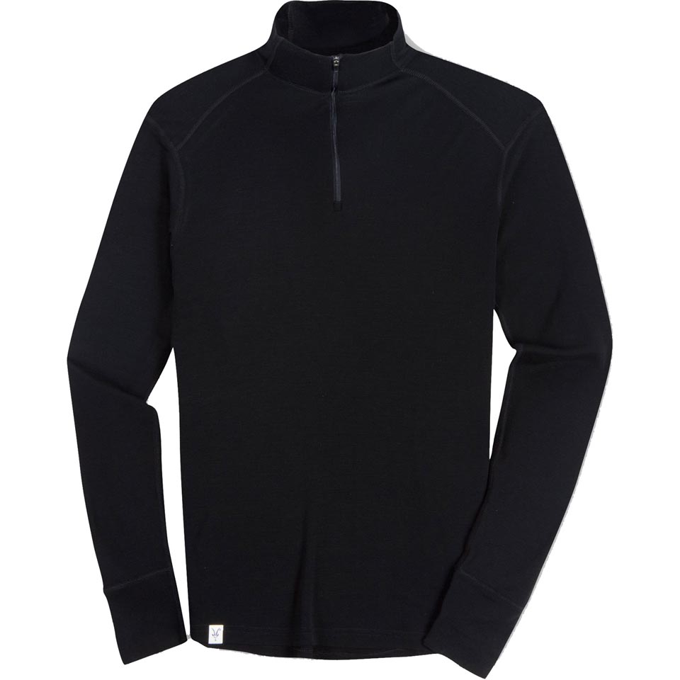 Men's Woolies 220 Zip T