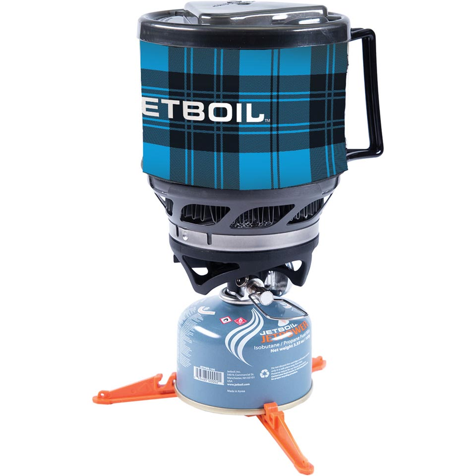 Blue Plaid (Stove System not included)