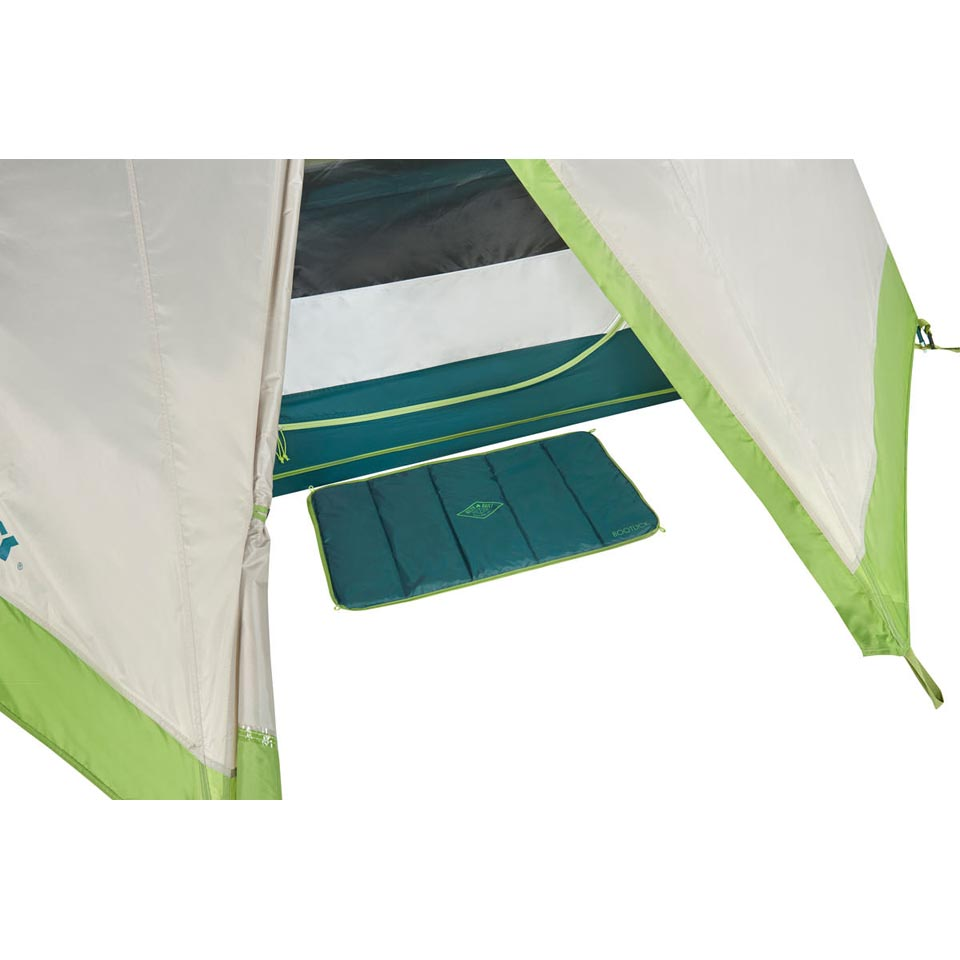 Tent sold separately.