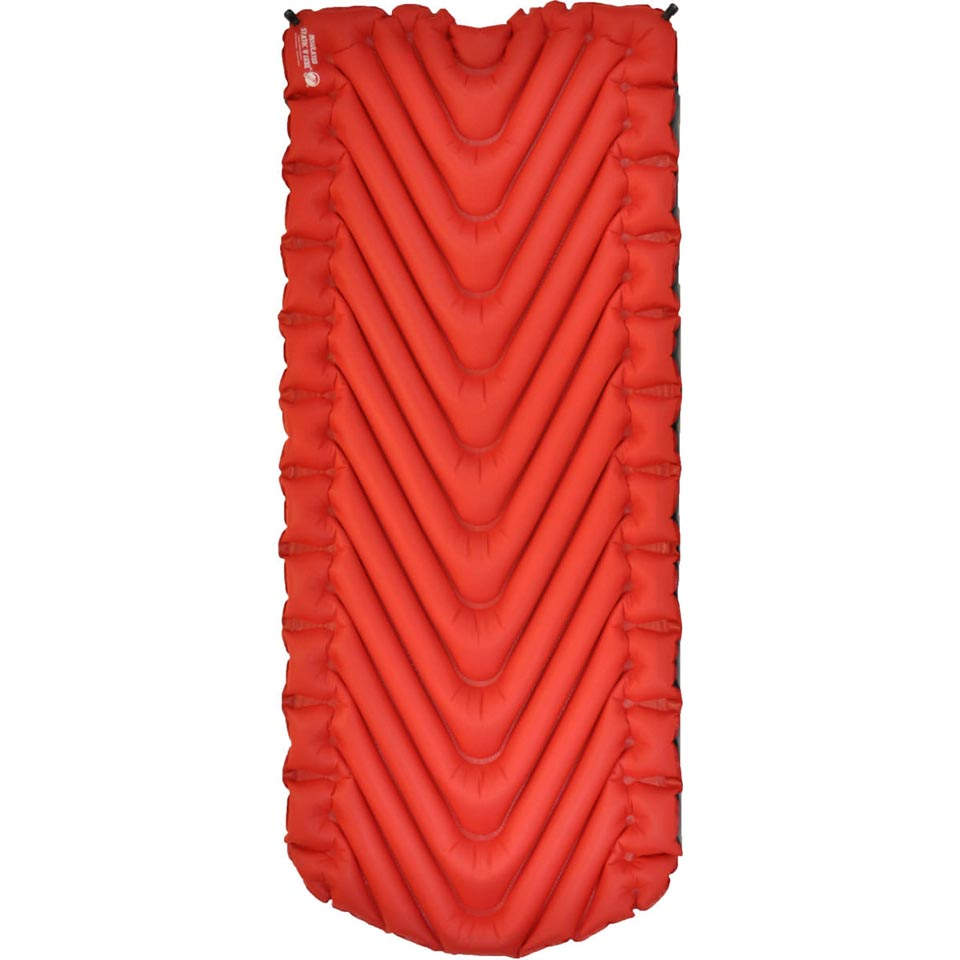 Klymit Insulated Static V Luxe Backcountry Edge