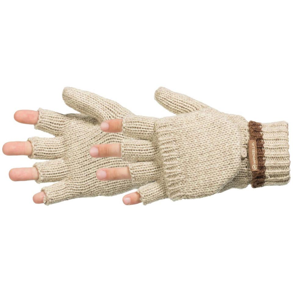Men's Ragwool Convertible Glove