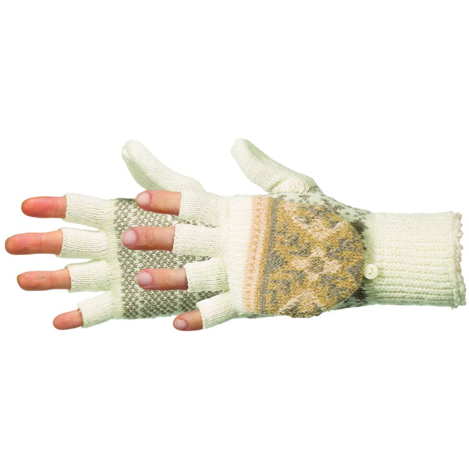 Women's Snow Star Convertible Glove