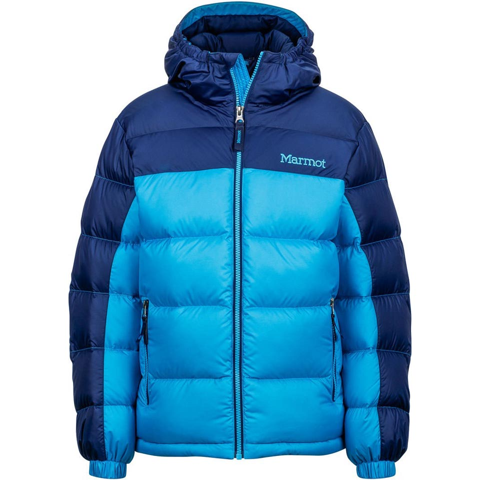 Boy's Guides Down Hoody CLEARANCE