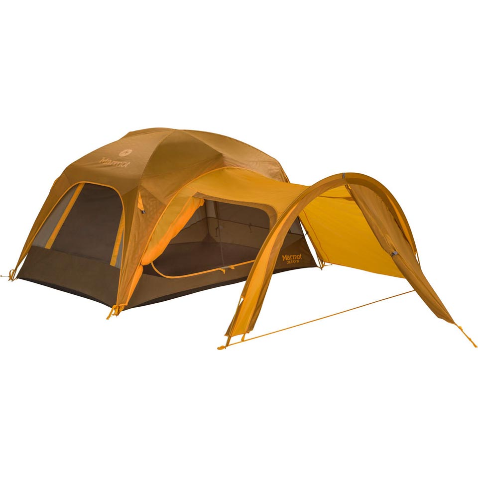 shown attached to the Colfax 3P tent (sold separately)