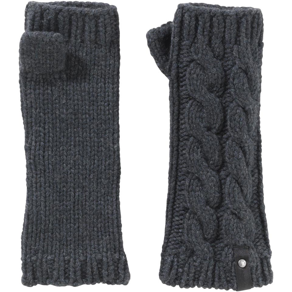 Women's Fingerless Mittens
