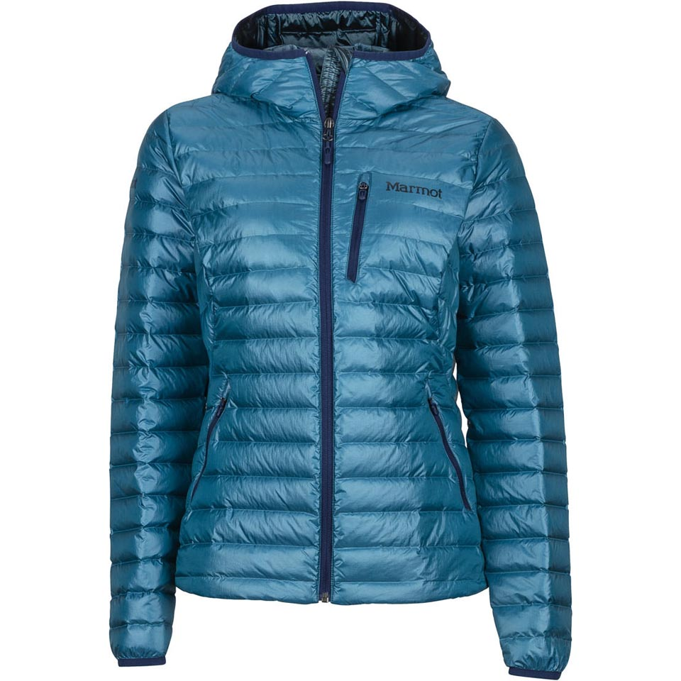 marmot quasar hoody fill weight loss
