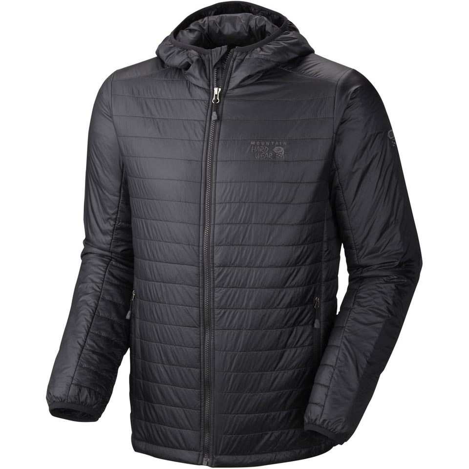 Hooded Thermostatic Jacket