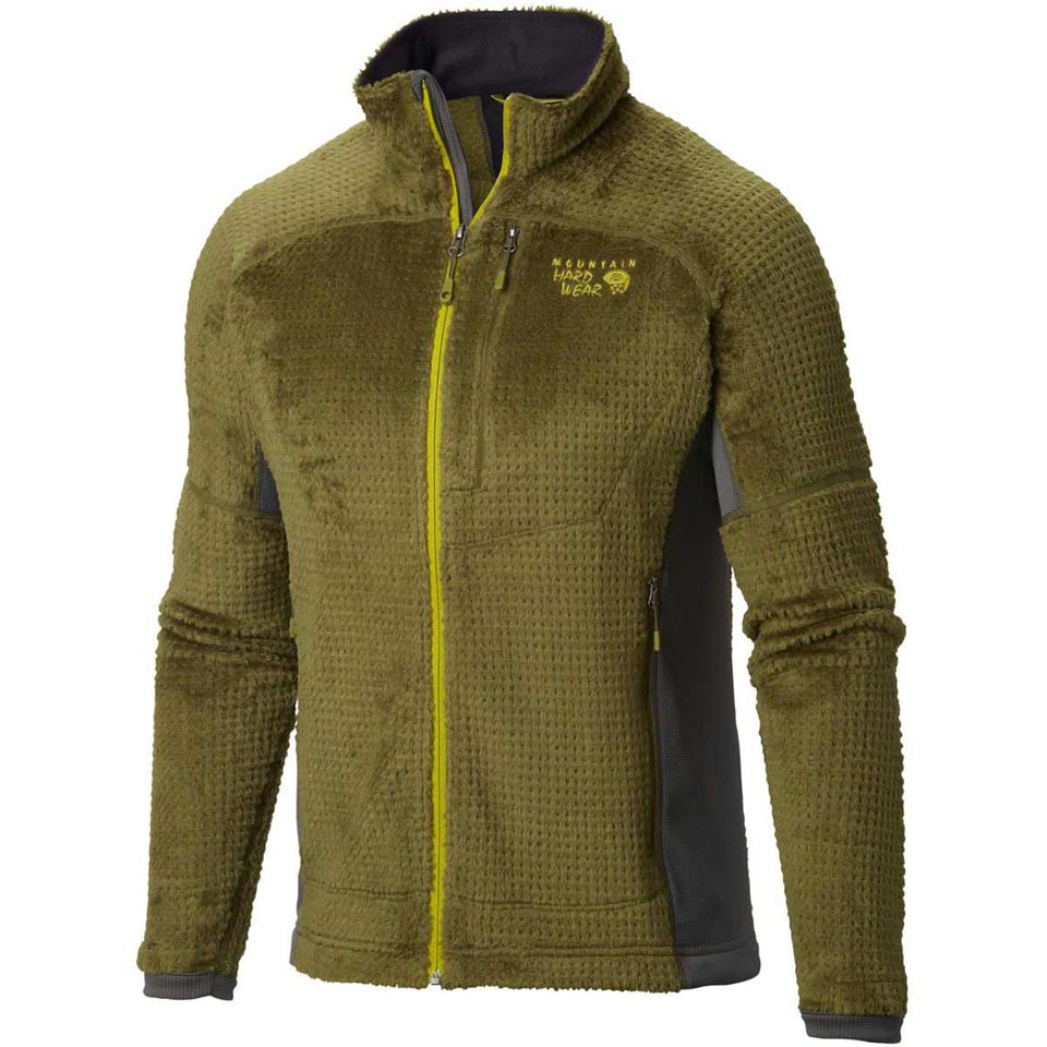 Monkey Man Grid II Jacket-CLEARANCE