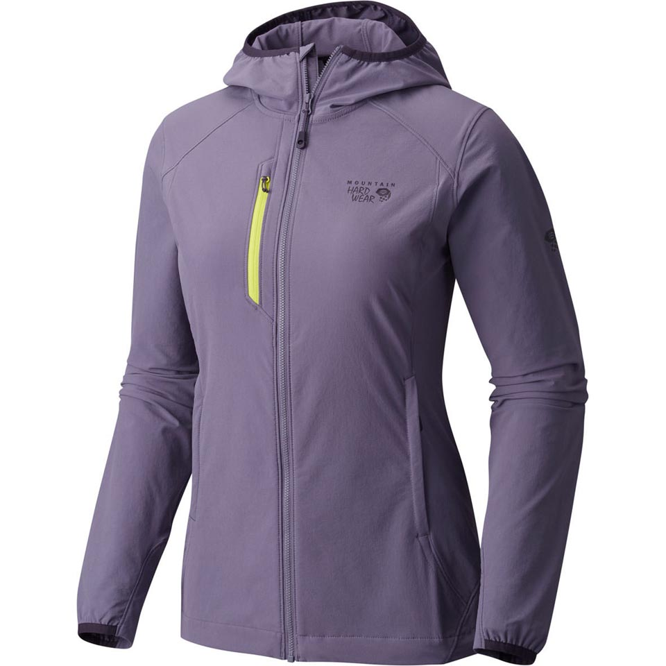 Women's Super Chockstone Hooded Jacket