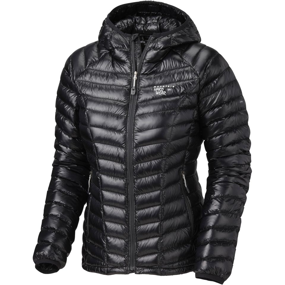 Women's Ghost Whisperer Hooded Down Jacket