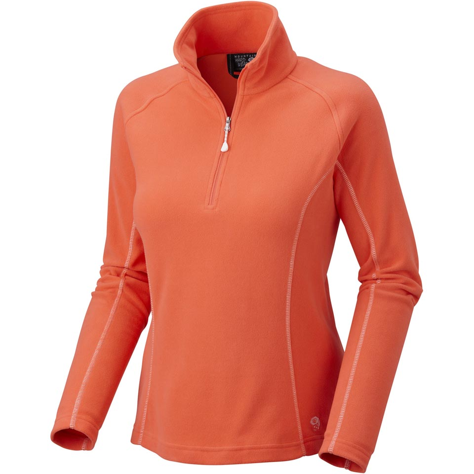 Women's Microchill Zip T (2012)