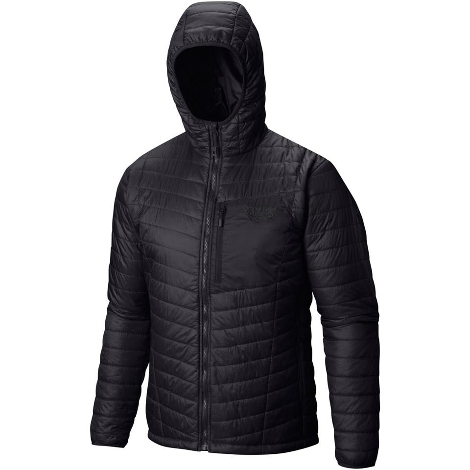 Men's Thermostatic Hooded Jacket CLEARANCE