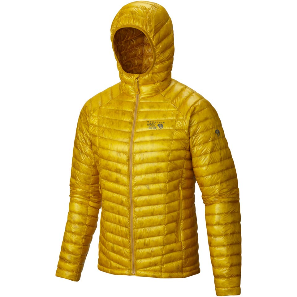 Men's Ghost Whisperer Hooded Down Jacket-CLEARANCE