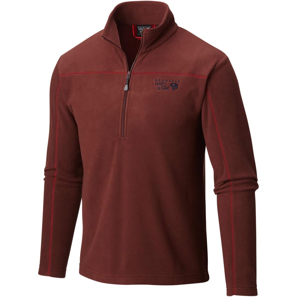 Men's Microchill Zip T CLEARANCE