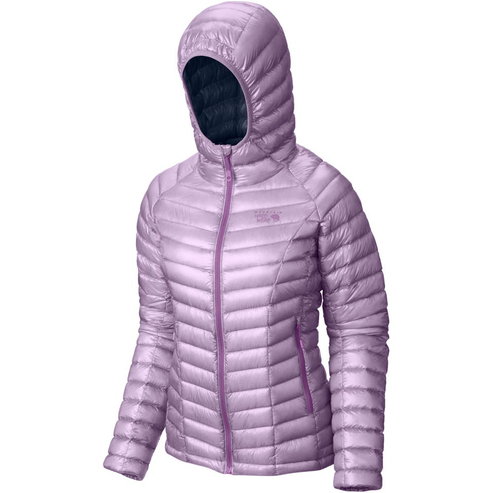 Women's Ghost Whisperer Hooded Down Jacket CLEARANCE