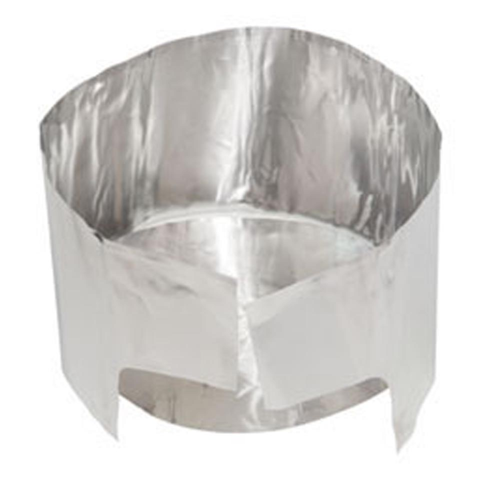 Heat Reflector with Windscreen