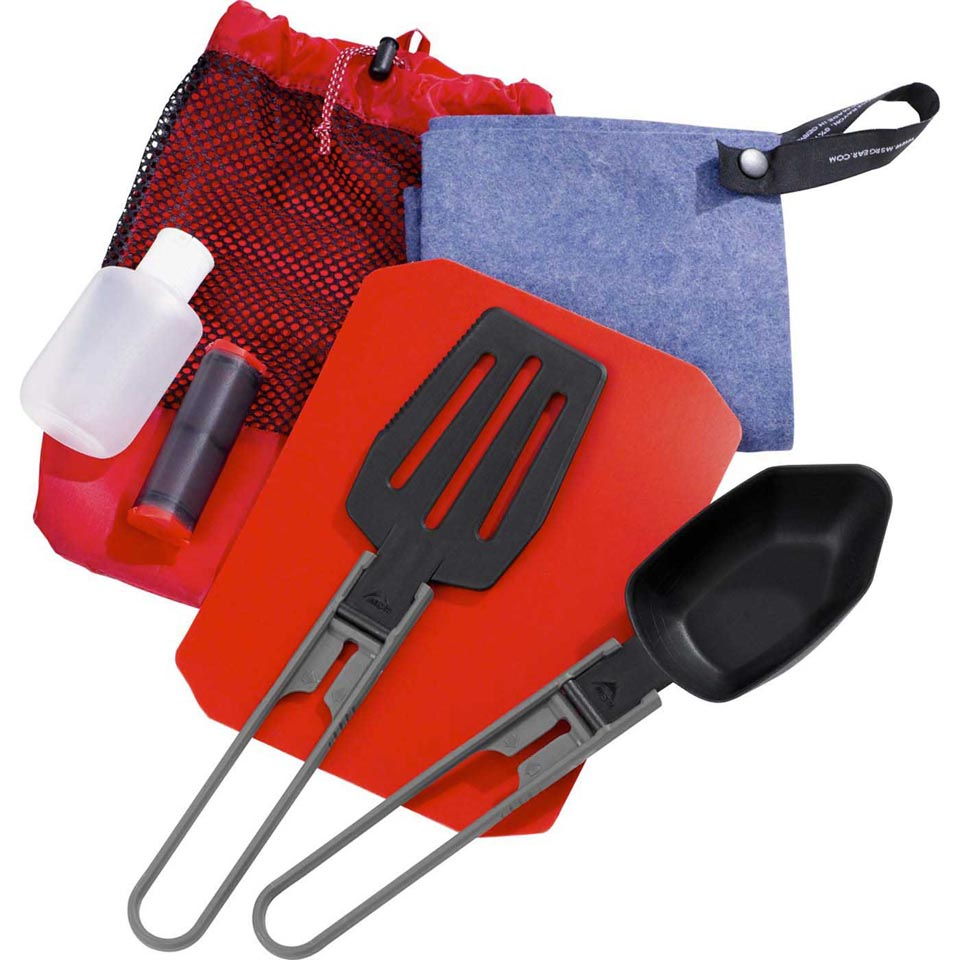 Ultralight Kitchen Set