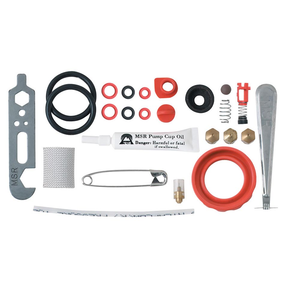 WhisperLite Expedition Service Kit