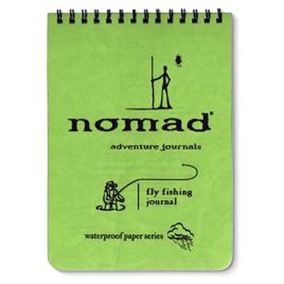 Fly Fishing Journal Refill